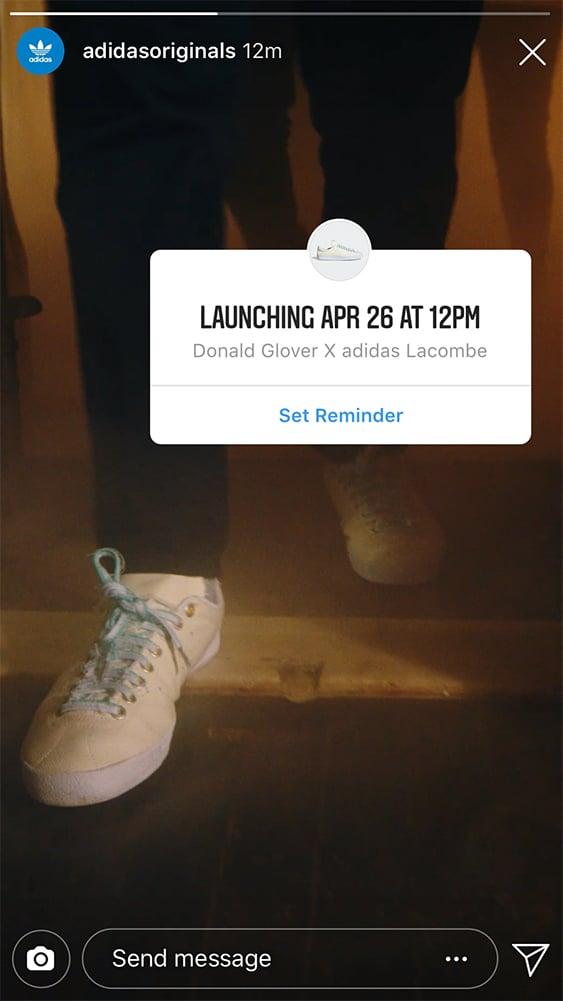 Adidas Originals представляет новый продукт