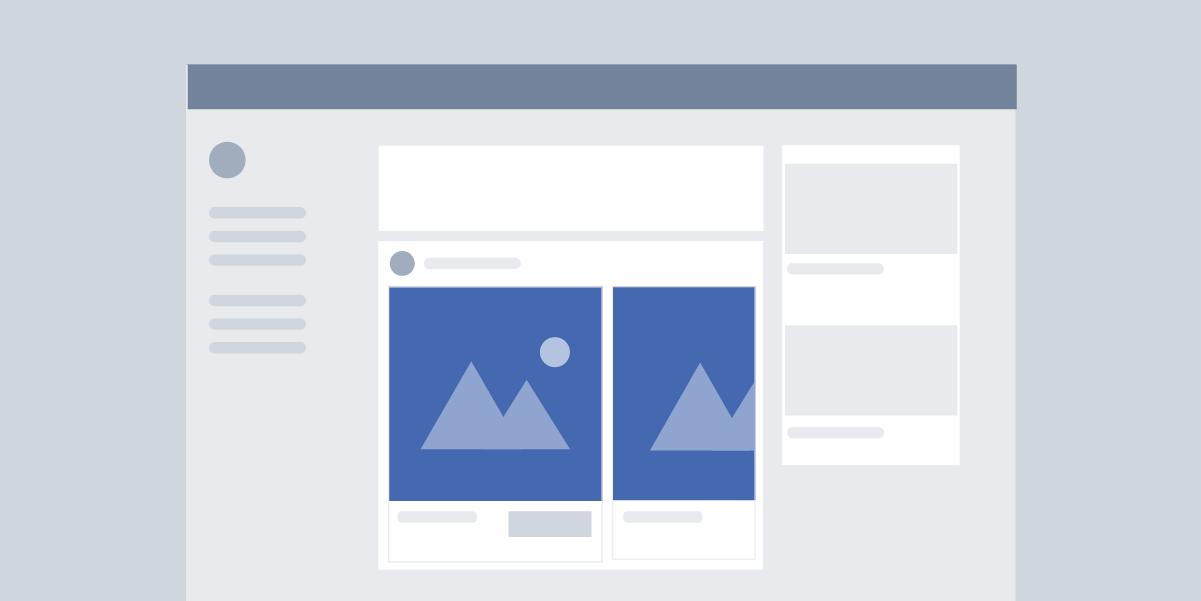 Размеры изображений Facebook для публикаций и фотографий временной шкалы