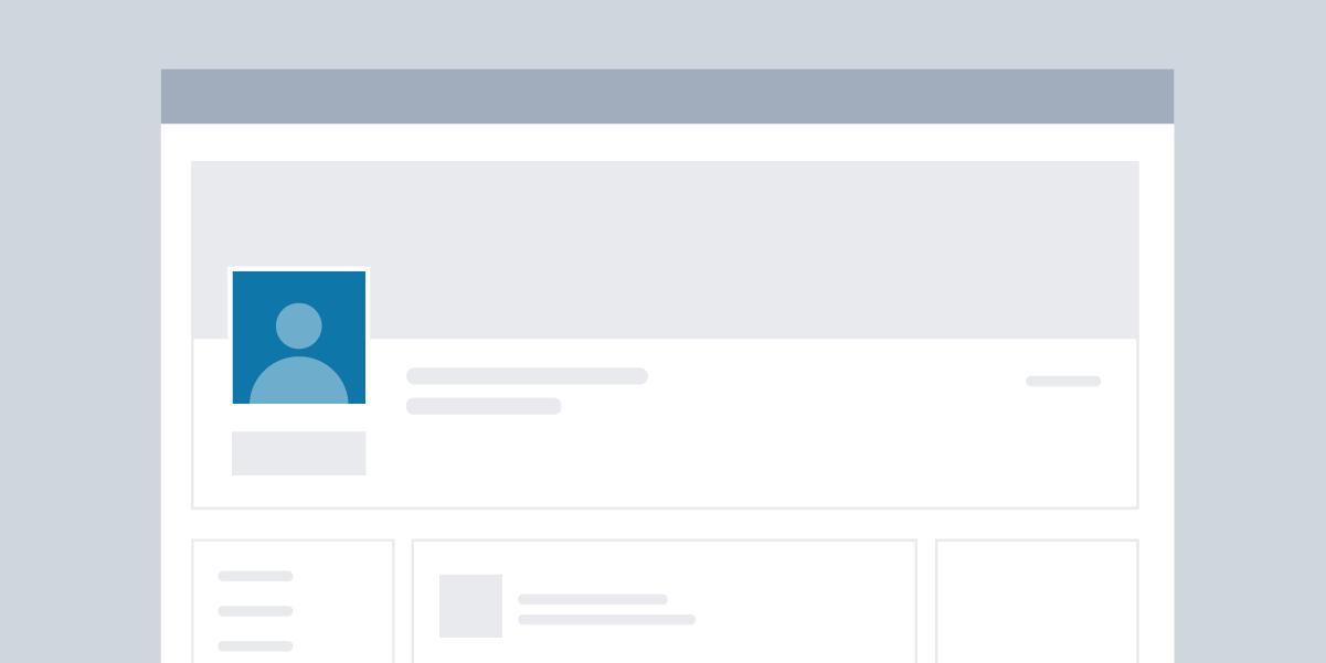Размеры изображений LinkedIn для фотографий профиля