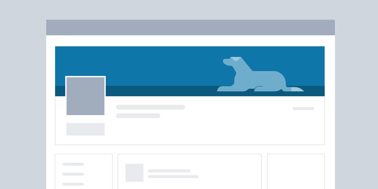 Размеры изображений LinkedIn для фотографий обложки профиля