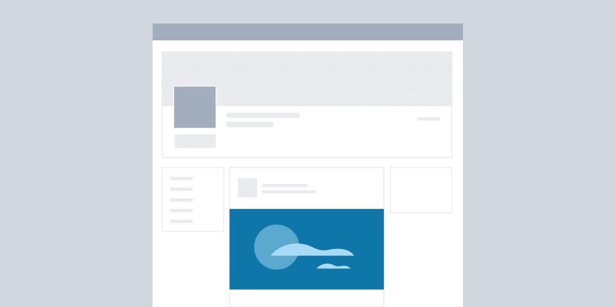 Размеры изображений LinkedIn для изображений ссылок в сообщениях в блогах