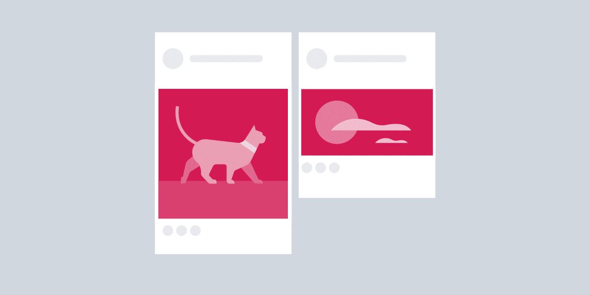 Размеры изображений для рекламы в Instagram