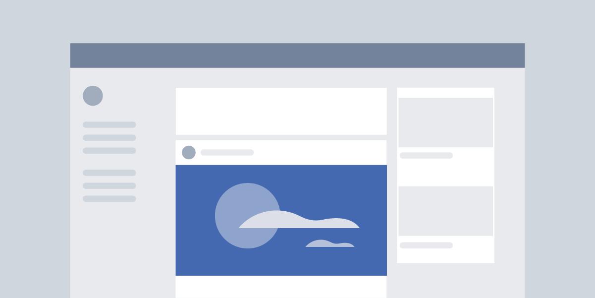 Размеры изображений Facebook для публикаций и фотографий на временной шкале