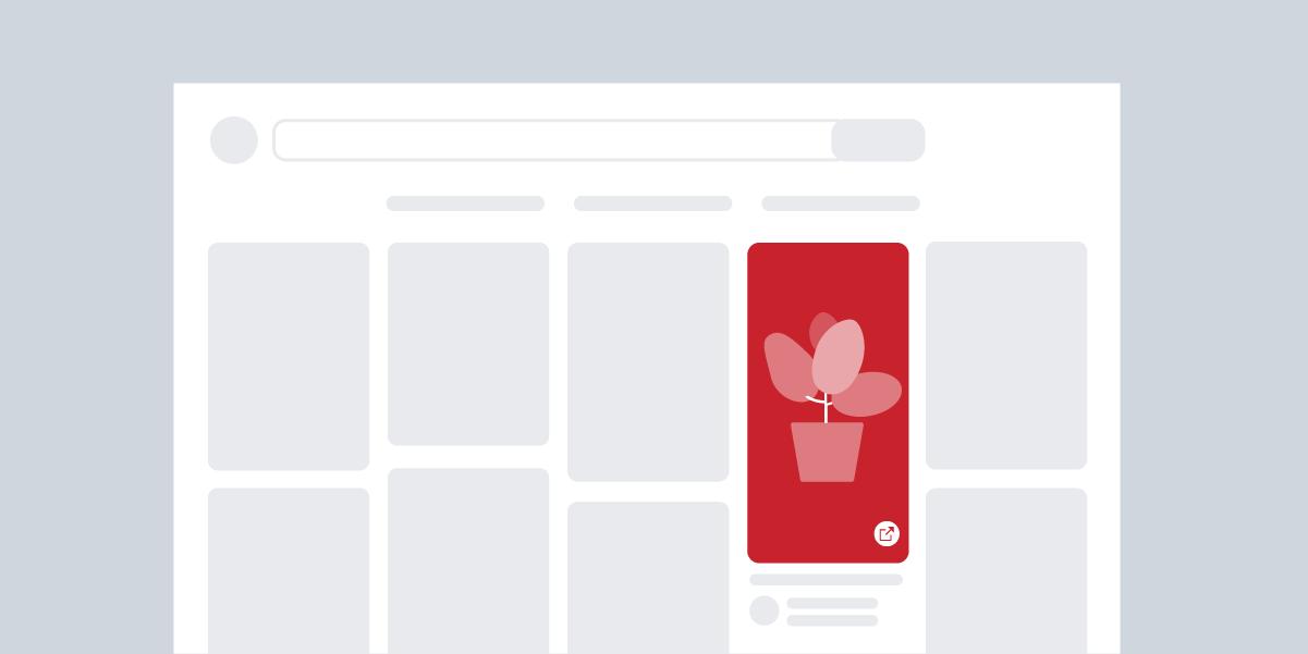 Размеры изображений Pinterest для рекламы и каруселей