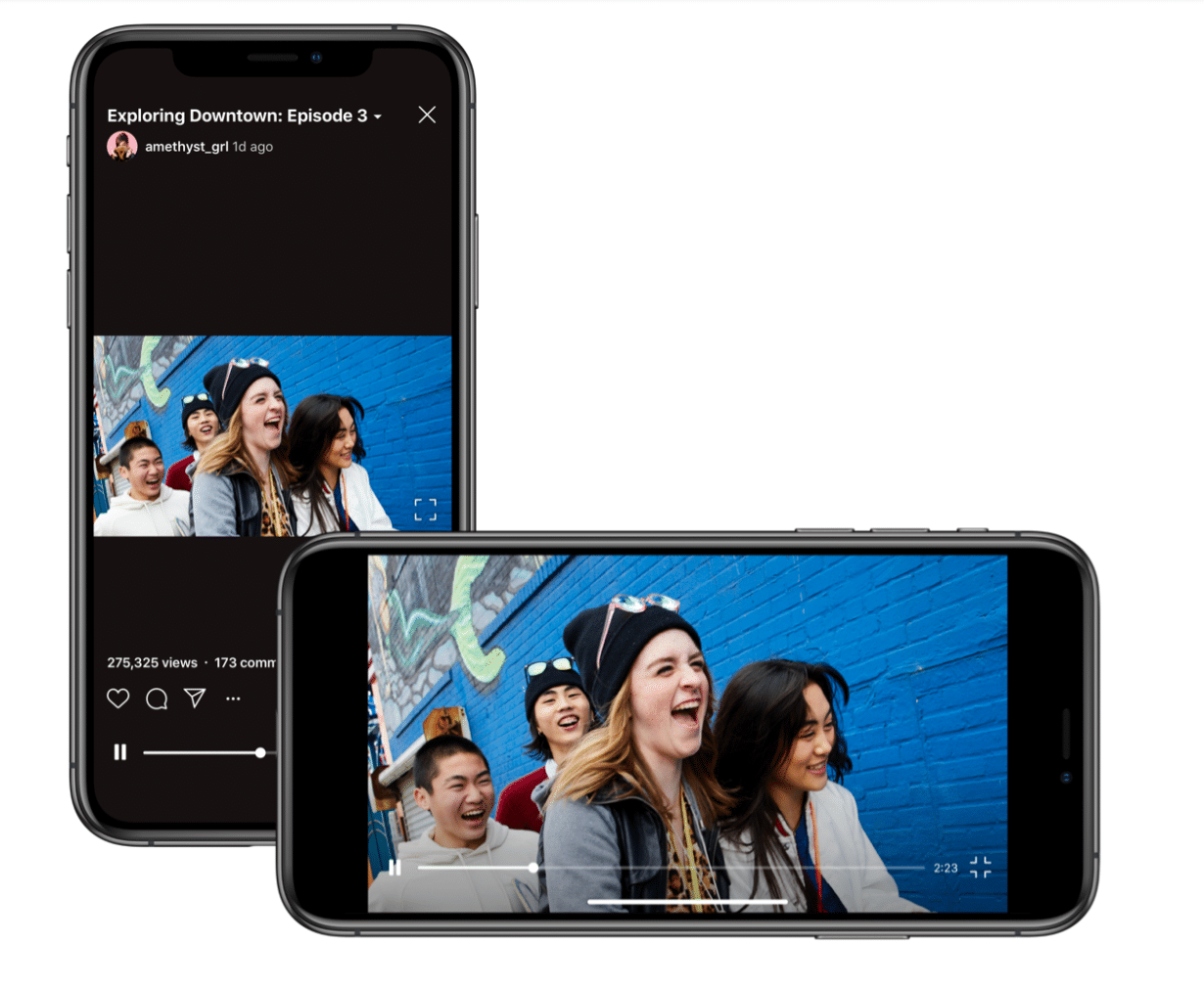 создание видео для мобильной ориентации