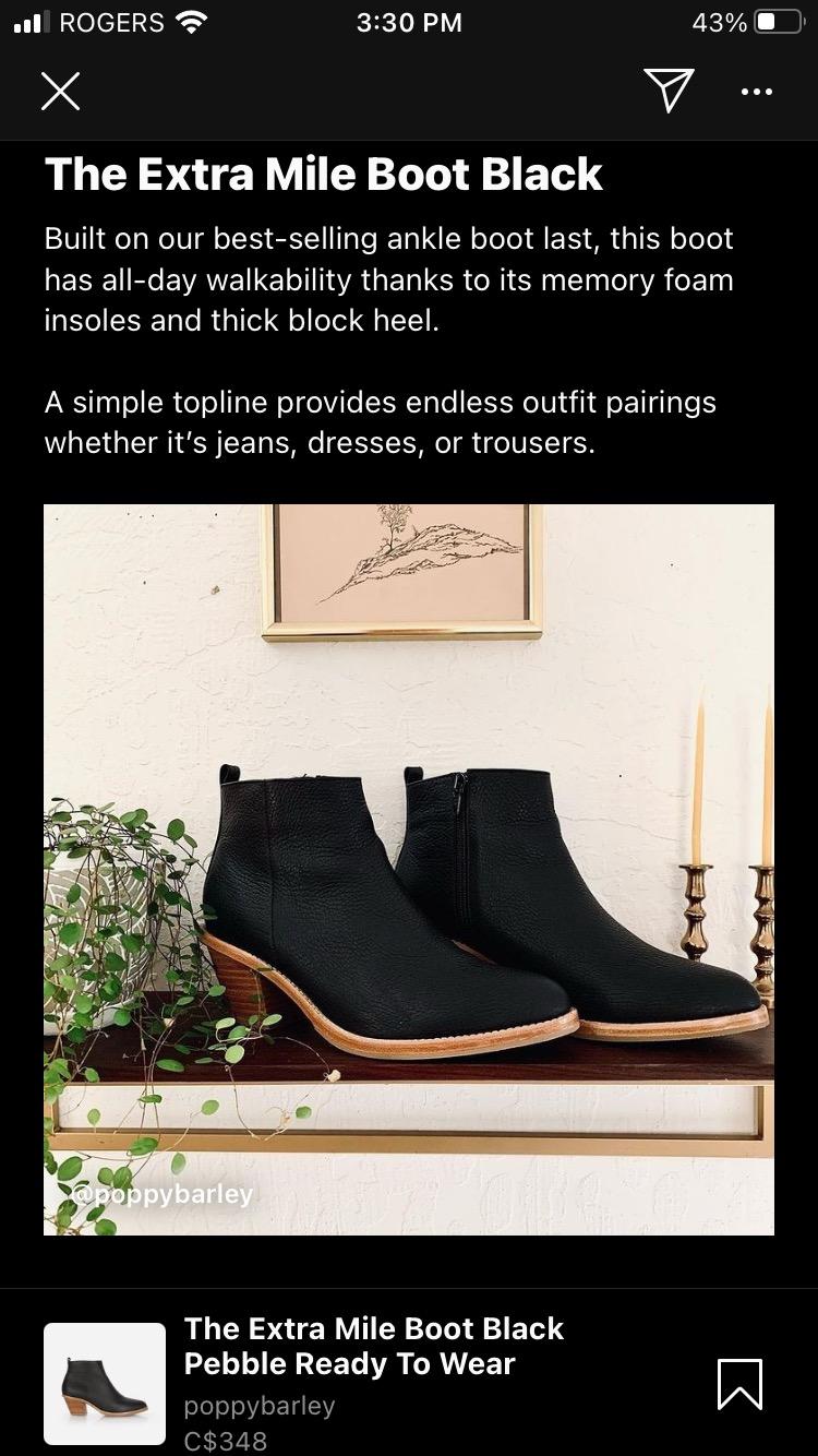 Руководство по покупке ботинок