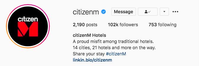 CitizenM несоответствие традиционным отелям