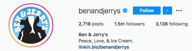 Бен и Мирная любовь Джерри и мороженое