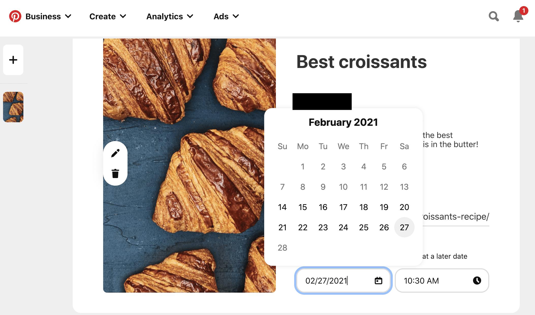 расписание лучших круассанов на февраль 2021 года