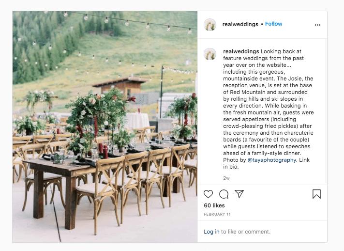 eal Свадебный прием в горах ссылка в биографии