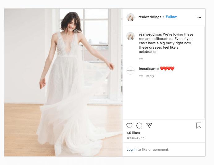 Настоящие свадьбы в модном свадебном платье нет ссылки в биографии