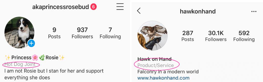 Преобразовать аккаунт Instagram в бизнес-профиль