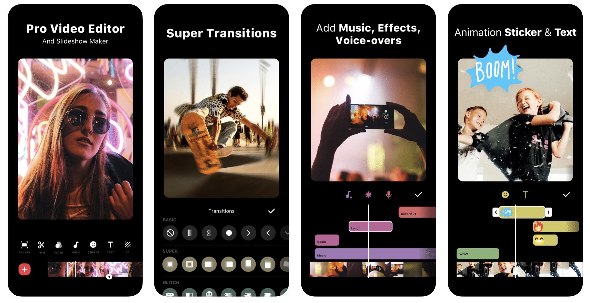 Типографическое приложение AppForType для Instagram