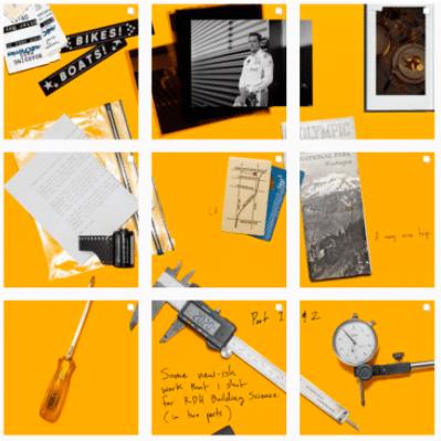 как получить больше подписчиков в Instagram: создайте великолепную сетку Instagram, например @ Нельсонмуэллик