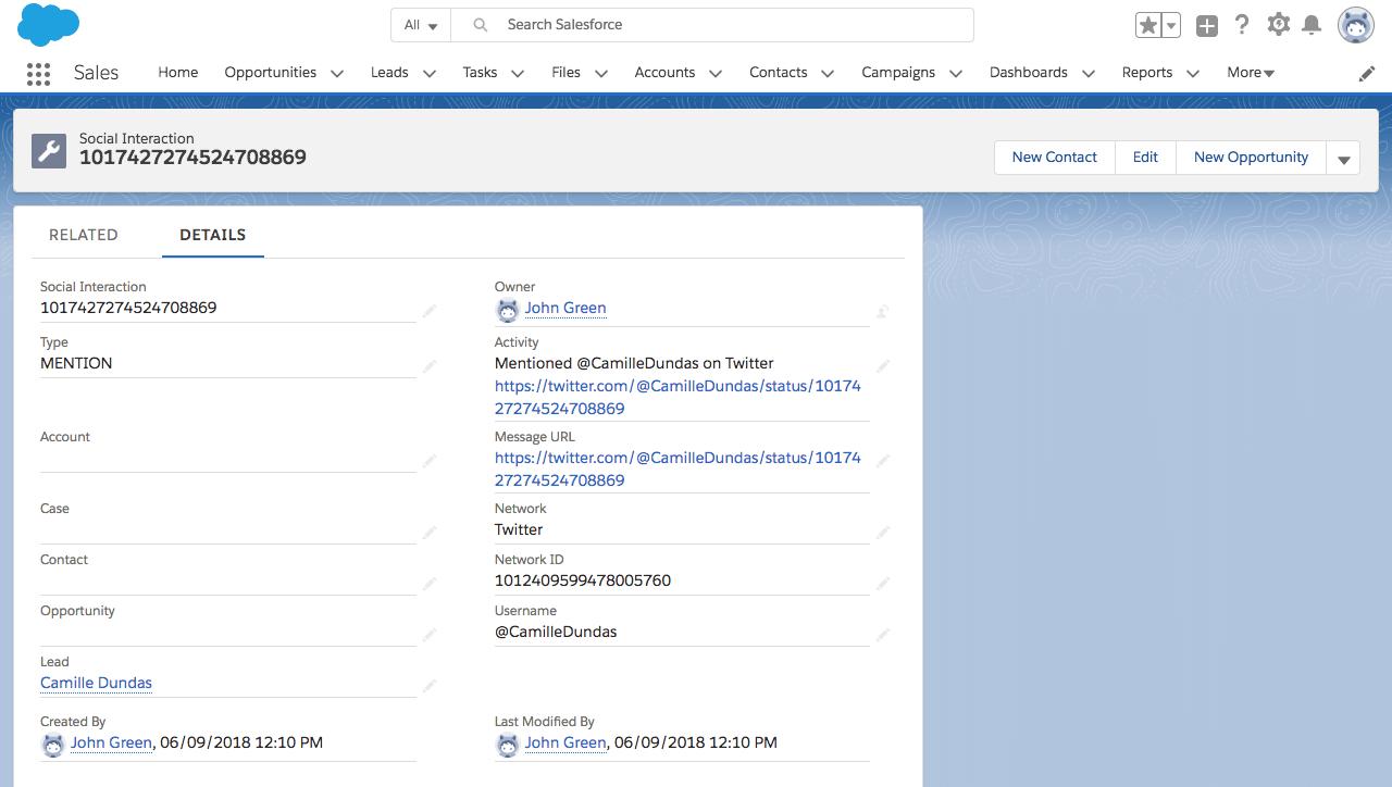 Платформа Salesforce