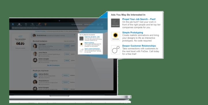 Текстовые объявления LinkedIn, которые могут вас заинтересовать