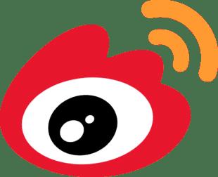 Логотип Sina Weibo