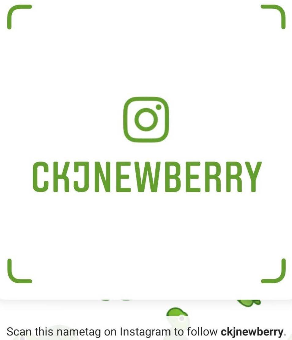 пример именной бирки в Instagram для увеличения числа подписчиков в Instagram