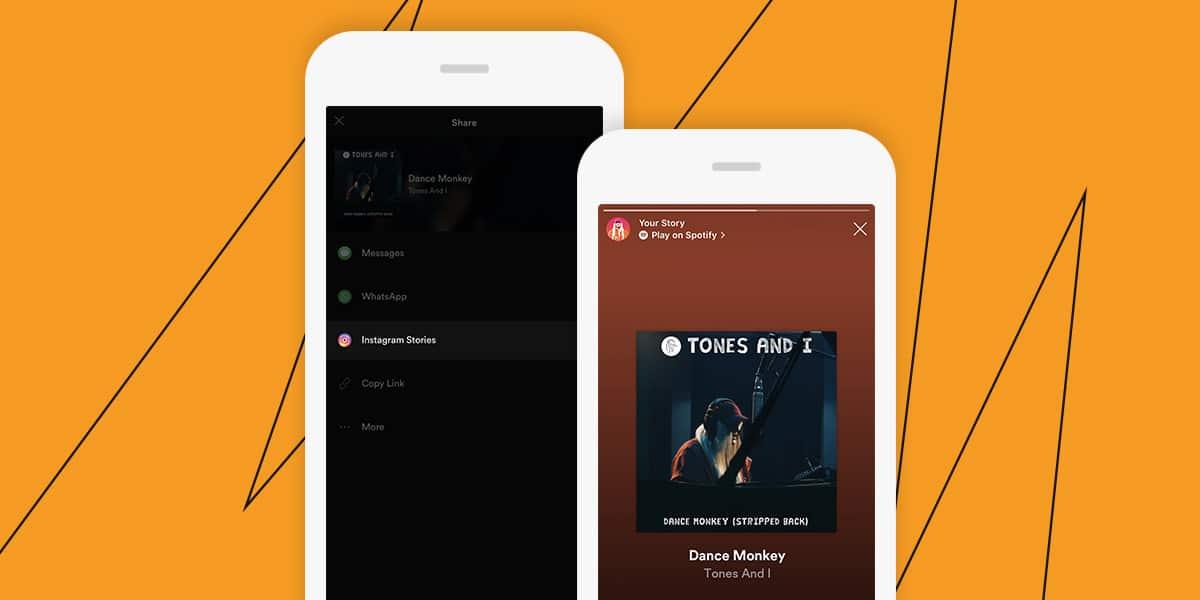 Социальные сети для крупных компаний Пример: Spotify Story Tones и я
