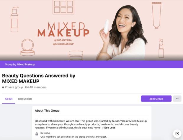 Ответы на вопросы о смешанном макияже