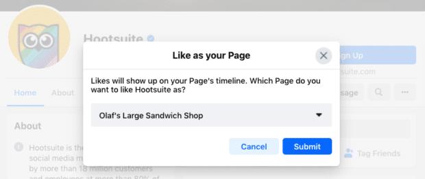 как ваша страница